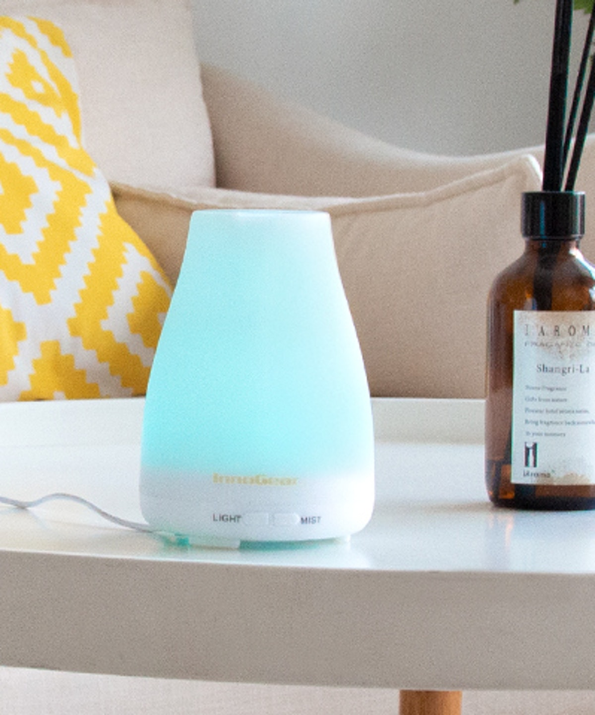 InnoGear Upgraded Version Aromatherapy Essential Oil Diffuser