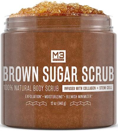 M3 Naturals Brown Sugar Scrub
