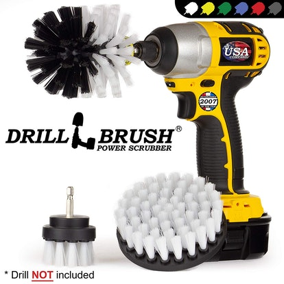 Drillbrush Cleaning Kit (3-Piece Set)