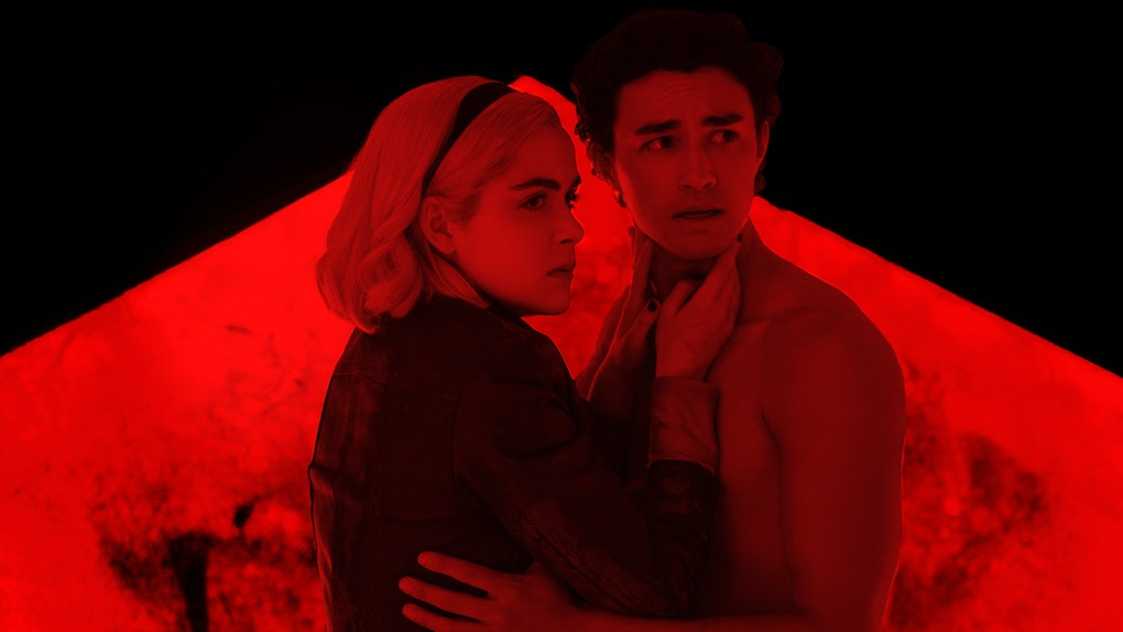 'Chilling Adventures Of Sabrina' Part 4 theories are rampant after the shocking Part 3 finale.