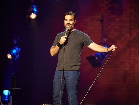 """Rob Delaney in """"Jackie"""" on Amazon"""