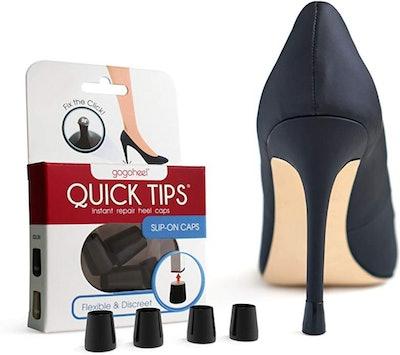 GoGoHeel QUICK TIPS High Heel Caps (2 Pairs)