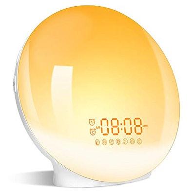 LBell Sunrise Alarm Clock