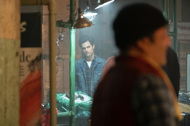 Penn Badgley as Joe in 'YOU' Mystery Woman Season 2