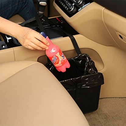 KKMOTORS Car Garbage Bin