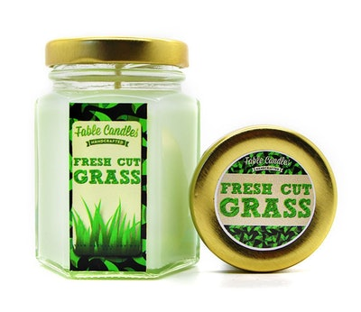 Fable Candles Fresh Cut Grass