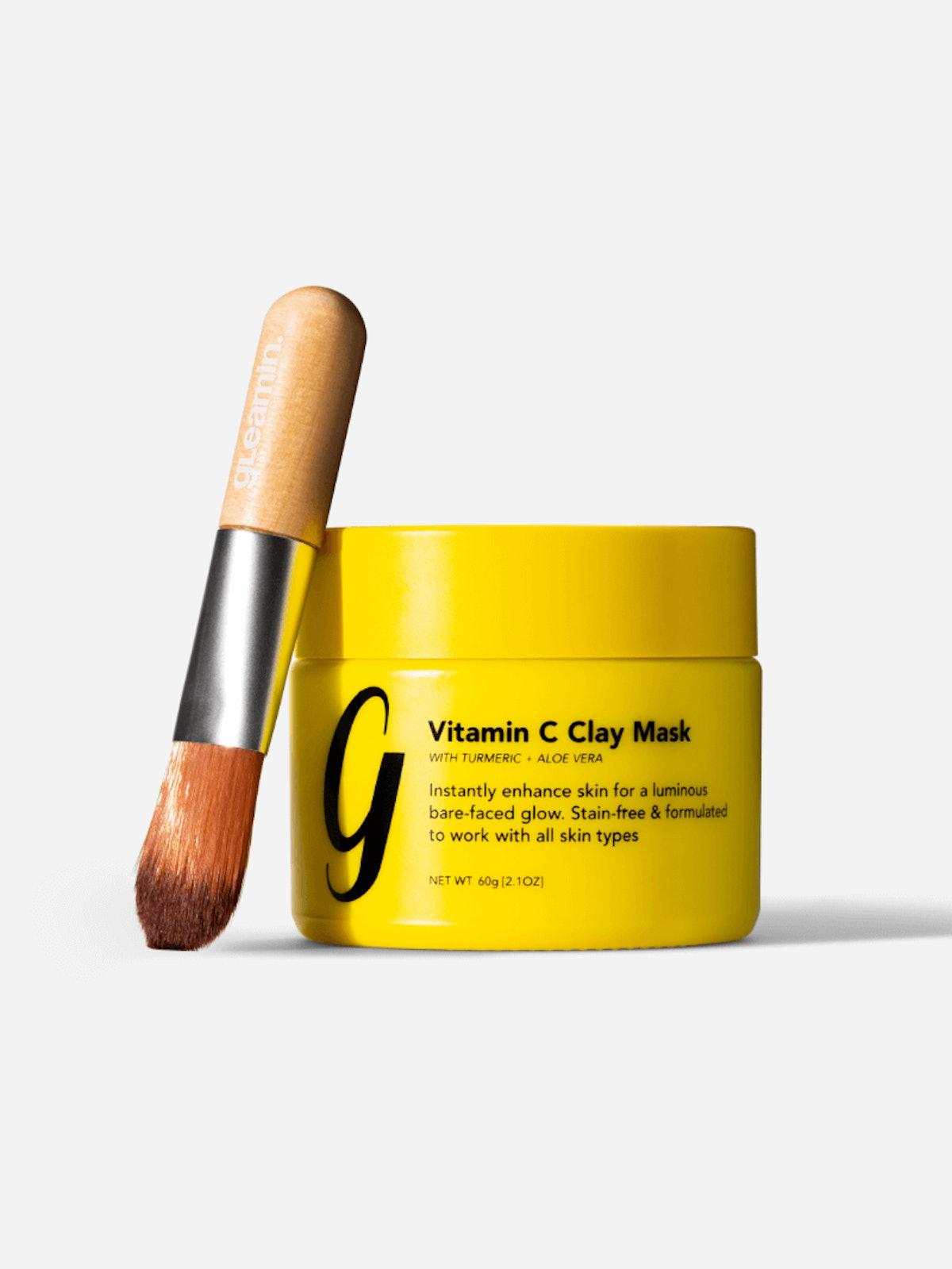 Vitamin C Clay Mask