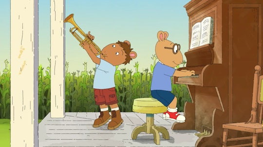 "An exclusive clip from an upcoming ""Arthur"" special has your kid's favorite aardvark getting musical with his family."