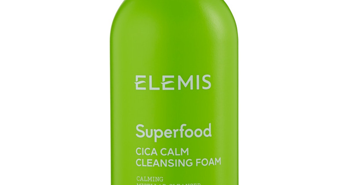 Elemis' New Superfood Cica Calm Hydration Juice Doesn't Look Like Your Typical Moisturizer