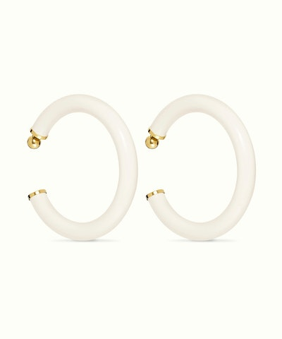 "Noodle Hoops in ""Coco White"""
