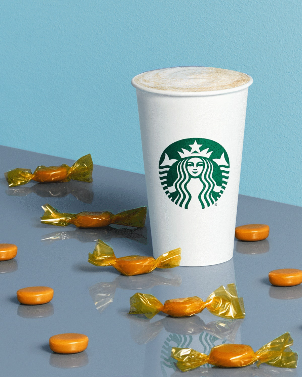 Starbucks' Smoked Butterscotch Latte Is Back For 2020, along with two new dairy-free lattes and a br...