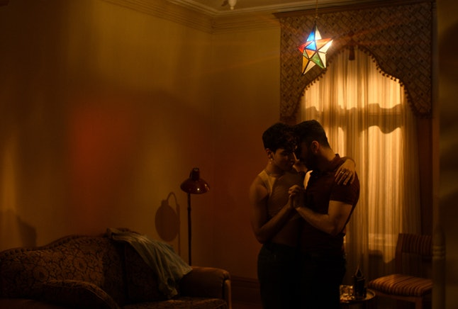 Haaz Sleiman and Adam Ali in 'Little America' Season 1