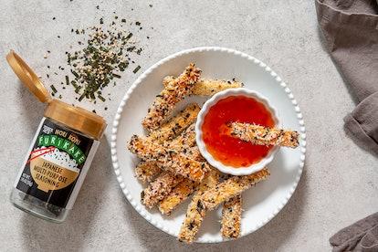 Trader Joe's new furikake seasoning can be used on fish, eggs, even tofu fries.