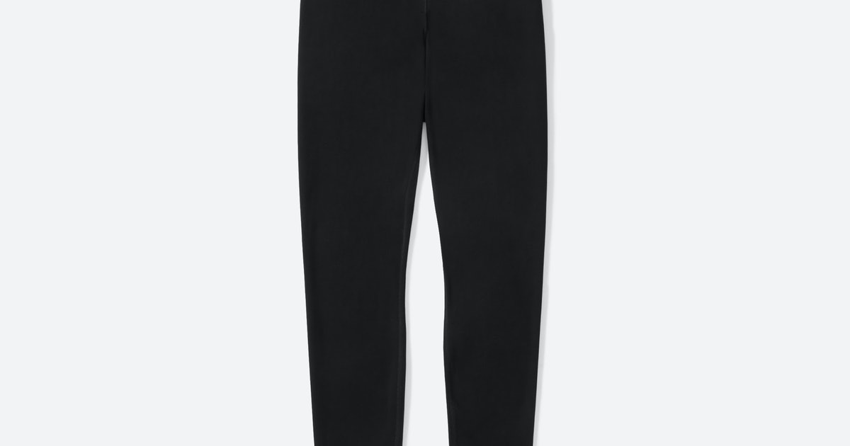 Everlane's New Leggings Are The Wear-Anywhere Design That You've Been Waiting For