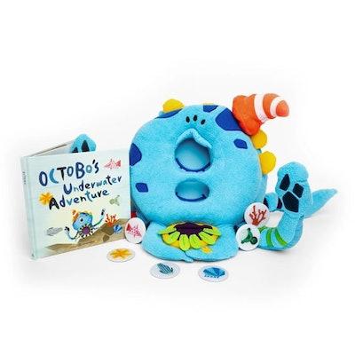 Octobo: An Educational Multi-Sensory Smart Plush Starter Pack