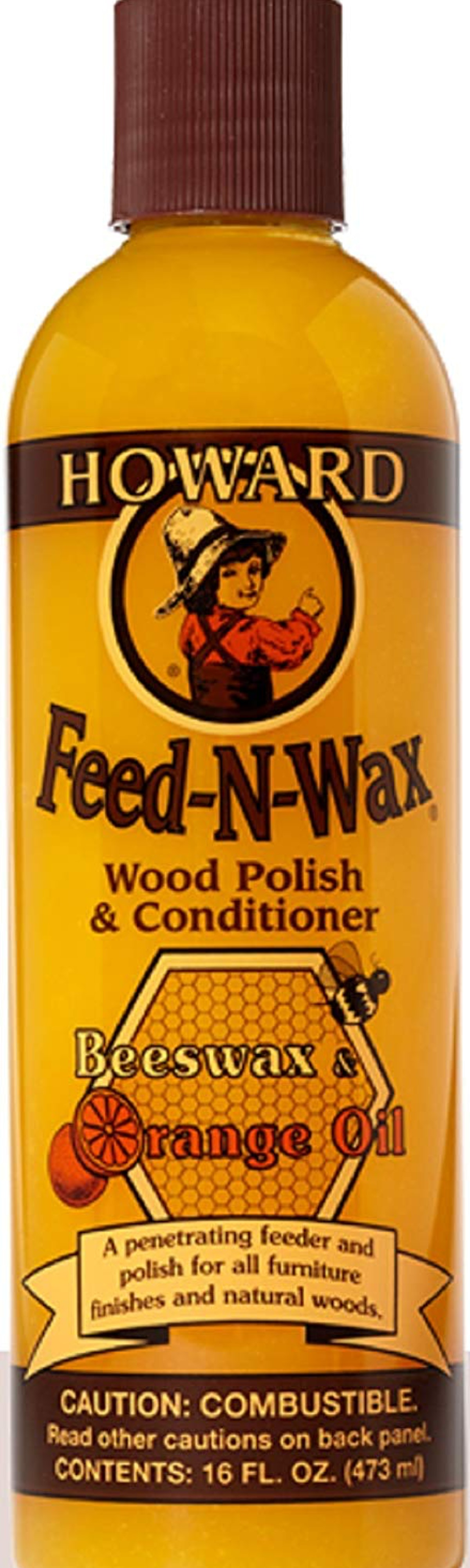 Howard Products Wood Polish