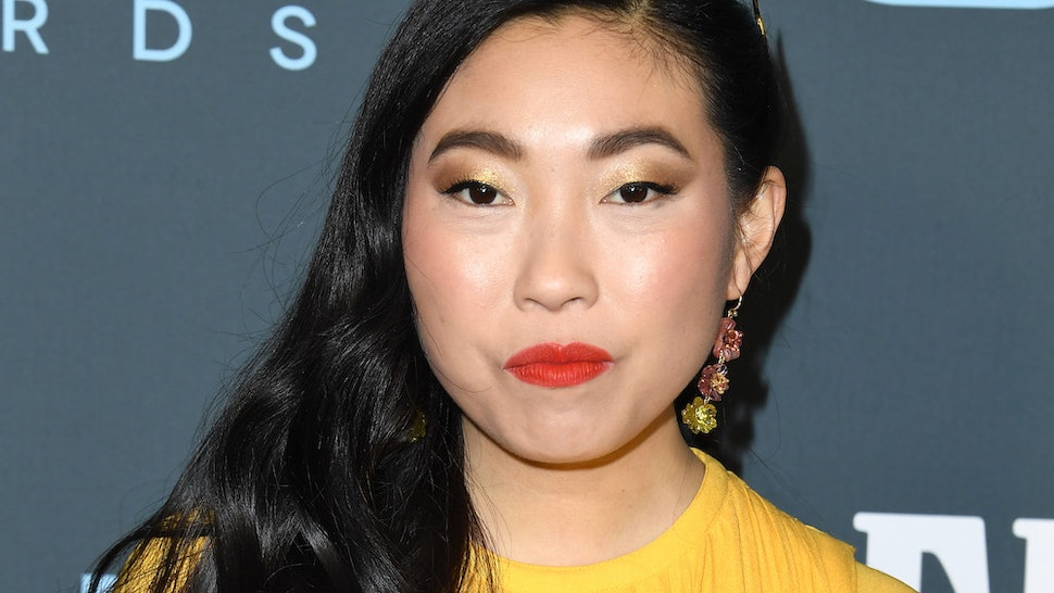 """Awkwafina Says Oscar Nomination Or Not, She's Grateful For """"This Journey"""""""