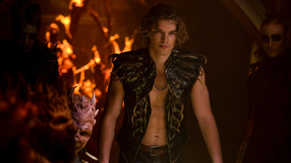 Sam Corlett plays the prince of Hell, Caliban, in 'Chilling Adventure of Sabrina' Part 3.