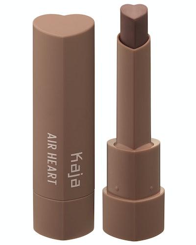 Kaja's new Air Heart Lightweight Lipstick in Bae