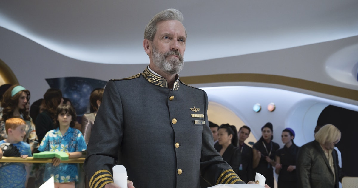 Hugh Laurie's 'Avenue 5' Character Is Keeping Two Major Secrets
