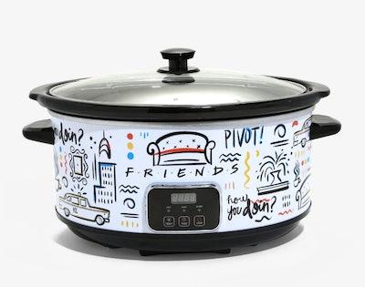 Friends Doodles Slow Cooker