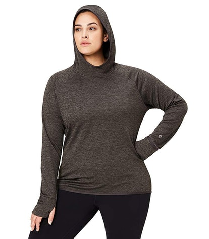 Core 10 Women'sThermal Fitted Run Hoodie