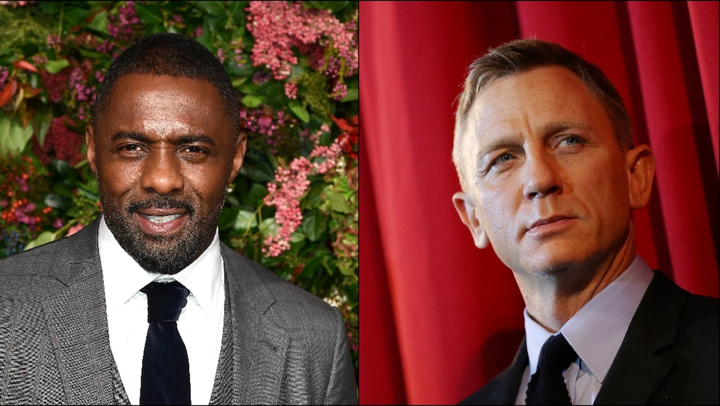 James Bond Can Have A Little Diversity As A Treat