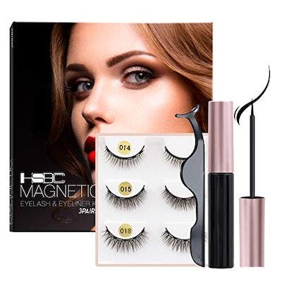 Coolours Magnetic Eyelash Kit
