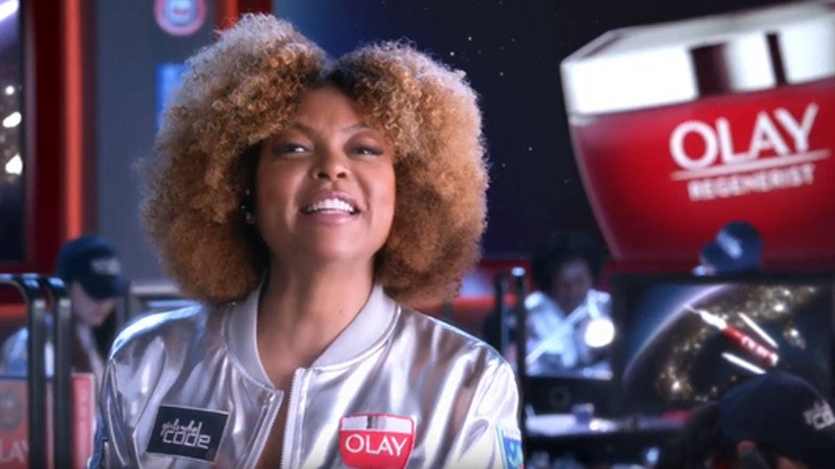 Olay's newest campaign is all about female empowerment.