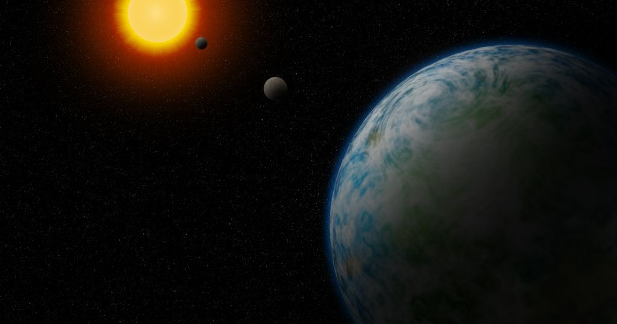 Two more potentially habitable exoplanets identified by scientists
