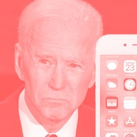 What phone is every presidential candidate?