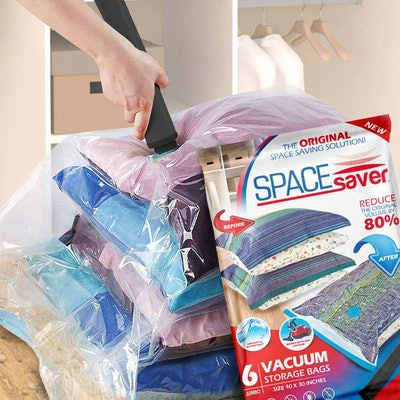 Spacesaver Premium Vacuum Storage Bags (6-Pack)