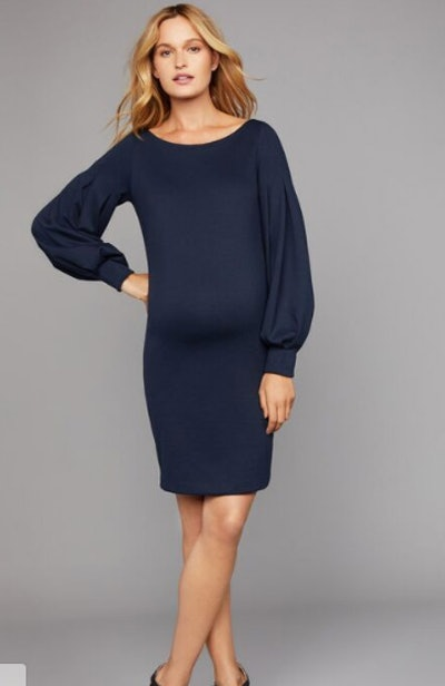 Pietro Brunelli Olga Ponte Maternity Dress