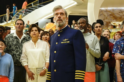 Hugh Laurie plays Ryan Clark in 'Avenue 5'