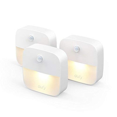 eufy Lumi Stick-On Motion Sensor Light (3-Pack)