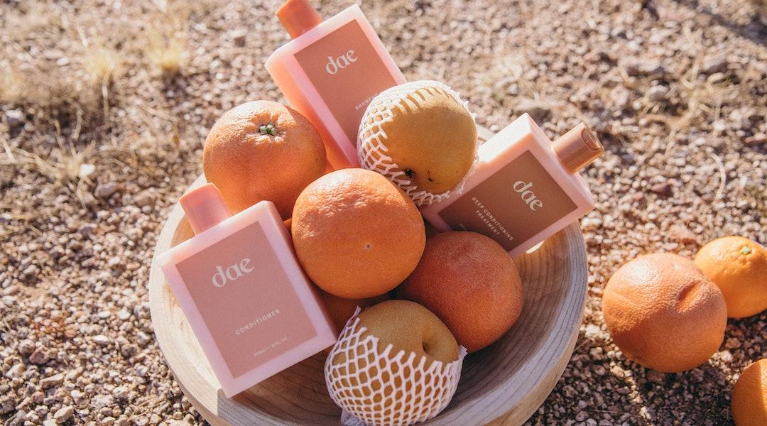 Dae, Amber Fillerup Clark's new haircare line, is inspired by the desert