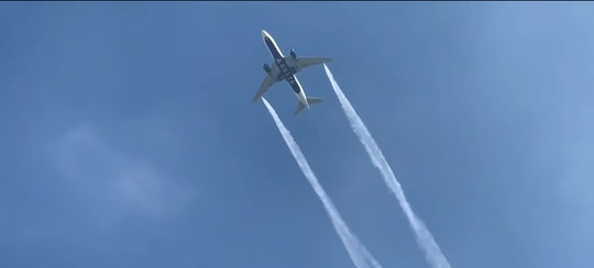 An airplane dumped fuel over multiple California schools, leaving dozens of children and adults with minor injuries.