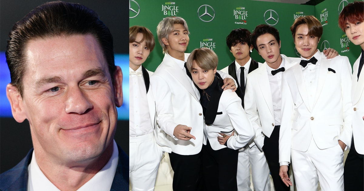 This Video Of John Cena Explaining Why BTS Is Popular Is So Sincere, I'm Crying