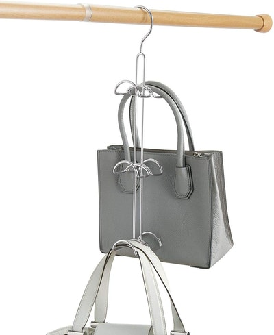 iDesign Axis Metal Hook Handbag Hanger