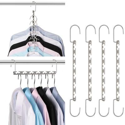 Giftol Space-Saving Hangers (4-Pack)