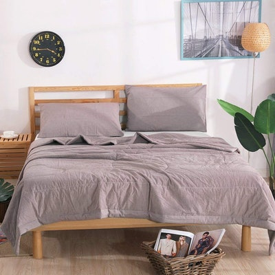 NTCOCO 3-Piece Comforter Set