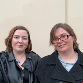 Rachel (left) and Laurel (right) Bowman-Cryer have been involved in a seven-year legal battle after a bakery in Gresham, Oregon, refused to make them a wedding cake for religious reasons.