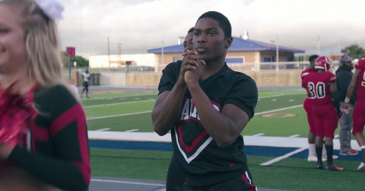 Where Is 'Cheer's La'Darius Marshall Now? Navarro Was Just The Beginning