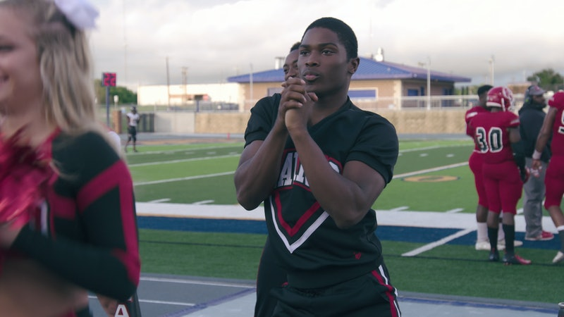 La'Darius Marshall from 'Cheer' on Netflix