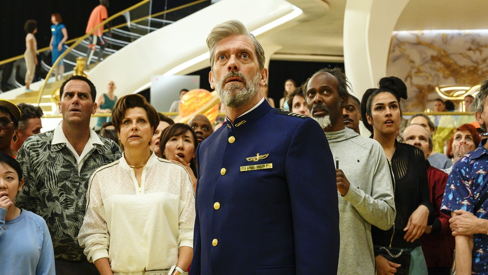 The cast of HBO's 'Avenue 5' is led by Hugh Laurie