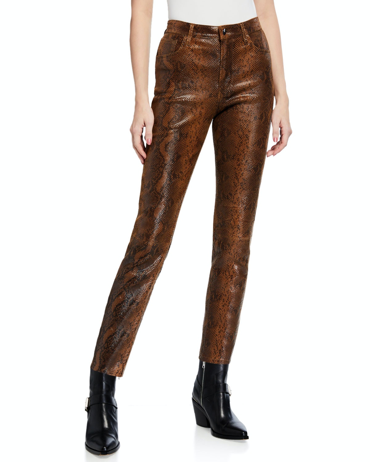 Ruby Cropped Cigarette Pants