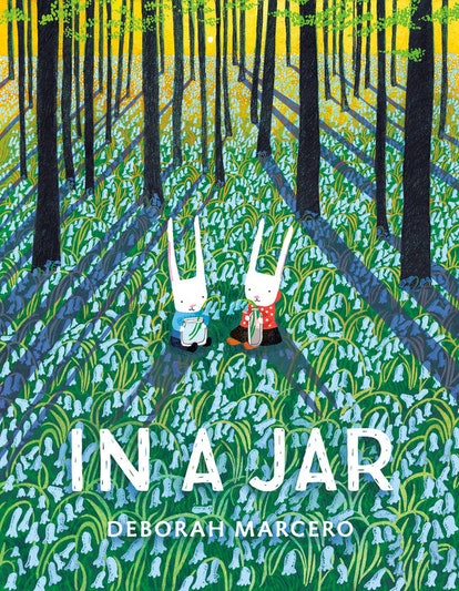 the cover of Deborah Marcero's 'In A Jar.'