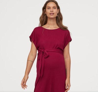 MAMA Jersey Dress