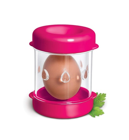 The Negg Boiled Egg Peeler