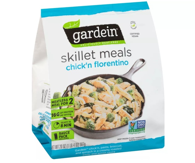 An image of Gardein chick'n pasta.